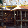 Toy Story Mania Construction, September 2007